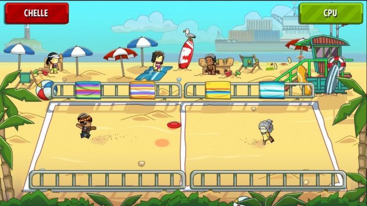 Анонсирована головоломка для вечеринокScribblenauts Showdown
