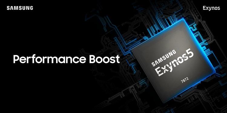 Процессор Samsung Exynos 7872