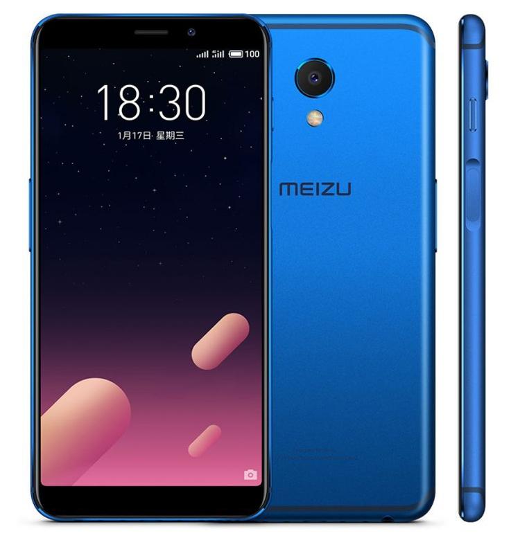 """Дебют смартфона Meizu M6s: экран HD+ и процессор Exynos 7872"""""""