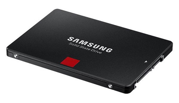 ssd3 - На сайте Samsung замечен SSD-накопитель 860 Pro ёмкостью 4 Тбайт