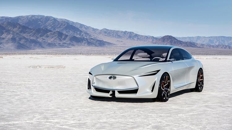 Полностью электрический автомобиль Infiniti увидит свет в 2021 году