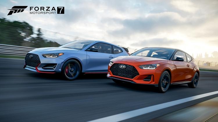 Обновление Forza Motorsport 7 — две бесплатные машины Hyundai, набор Totino's Car Pack и исправления
