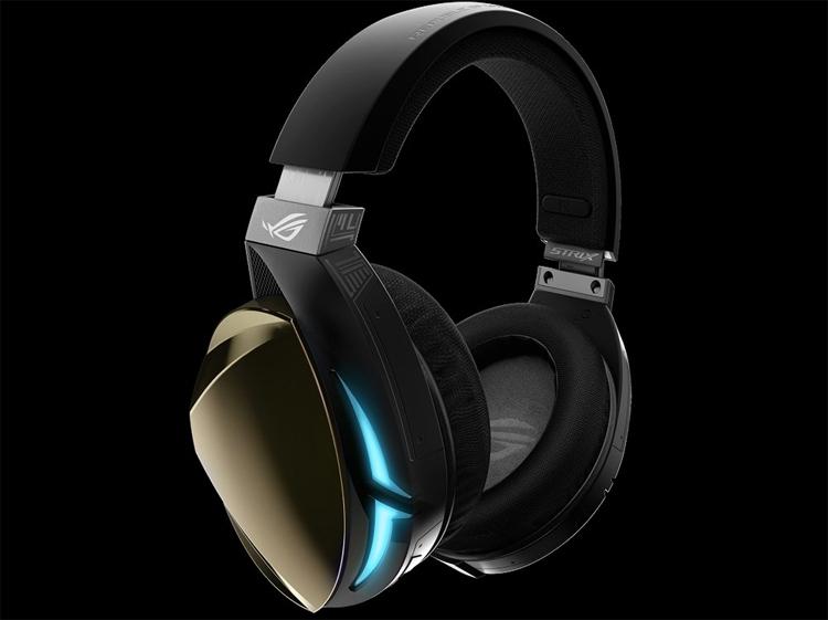 """Гарнитура ASUS ROG Strix Fusion 500 обеспечивает виртуальное звучание 7.1"""""""