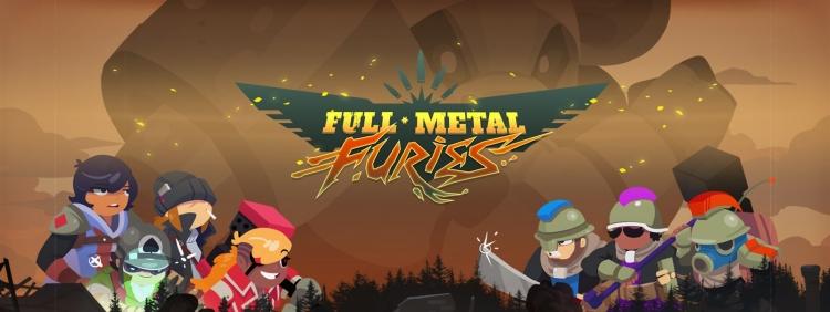 Вышел Full Metal Furies — командный beat 'em up от создателей Rogue Legacy