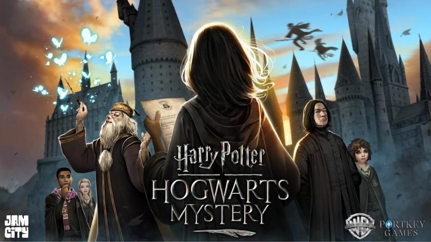 Вышел трейлер новейшей игры помотивам книжек оГарри Поттере