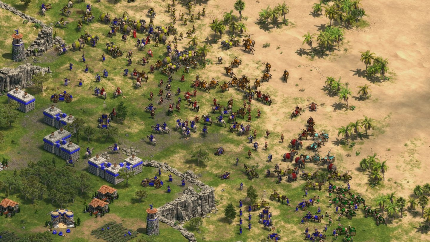 Microsoft раскрыла дату релиза Age of Empires: Definitive Edition