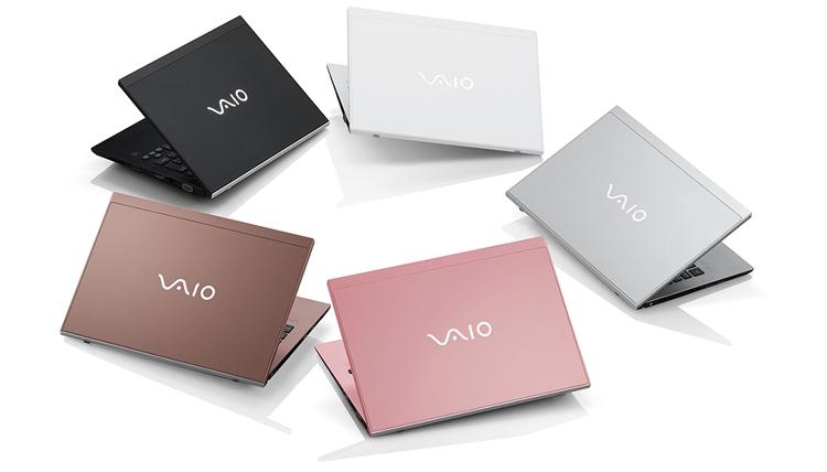 Ноутбуки VAIO S11 и VAIO S13