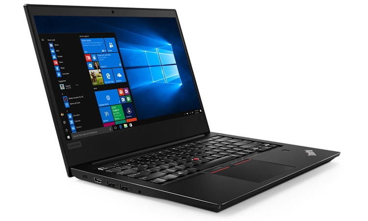 Ноутбуки Lenovo ThinkPad E480 и E580