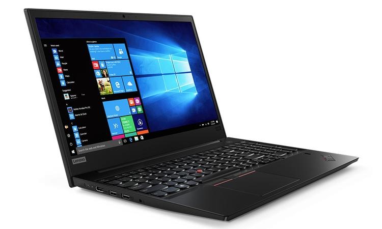 "Lenovo выпустила ноутбуки ThinkPad E480 и E580 на платформе Intel Kaby Lake Refresh"""