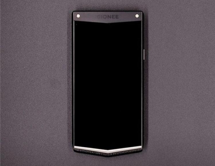 "Смартфон-раскладушка Gionee W919 показал лицо"""