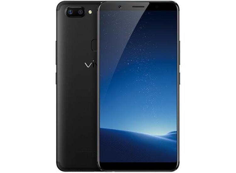 Смартфон Vivo X20 Plus сподэкранным дактилоскопическим датчиком выпустят 24января