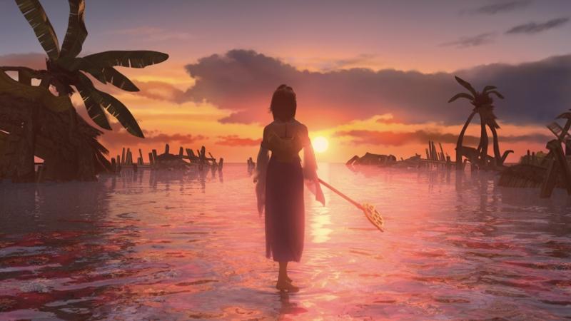 Волшебницы Спиры ходят по воде аки по суху. Нет, вас учить они не станут