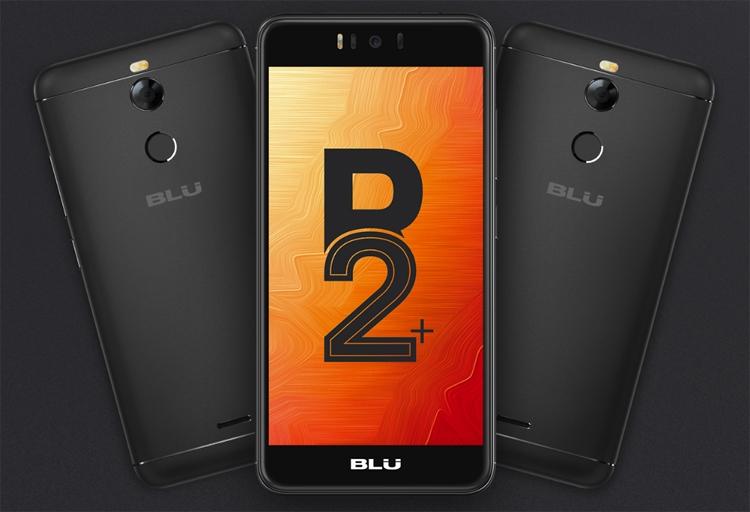 Смартфон Blu R2 Plus