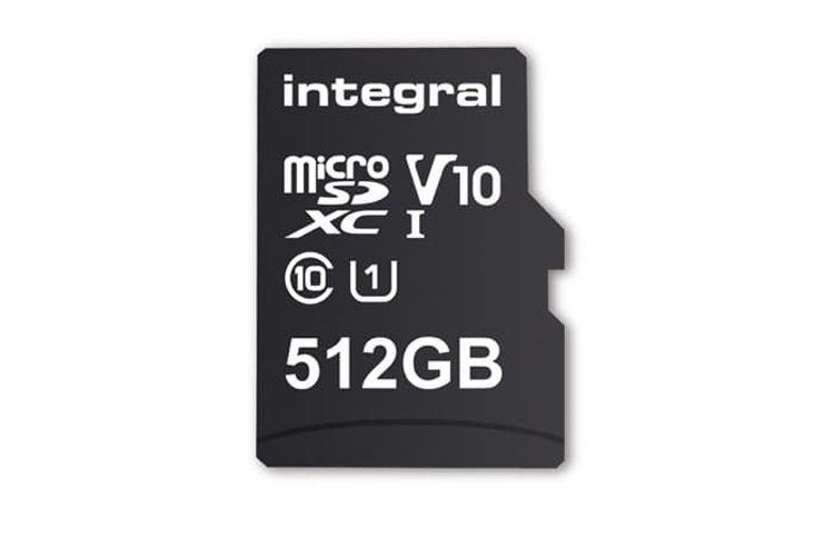 Integral Memory microSD 512 ГБ