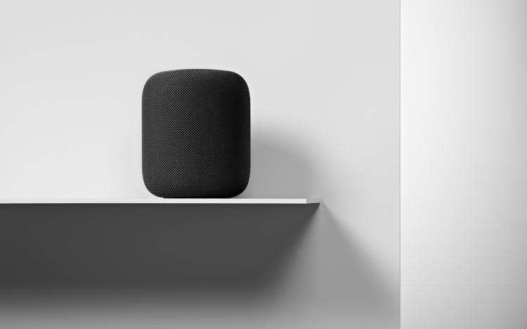 """«Умная» колонка Apple HomePod поступит в продажу 9 февраля"""""""