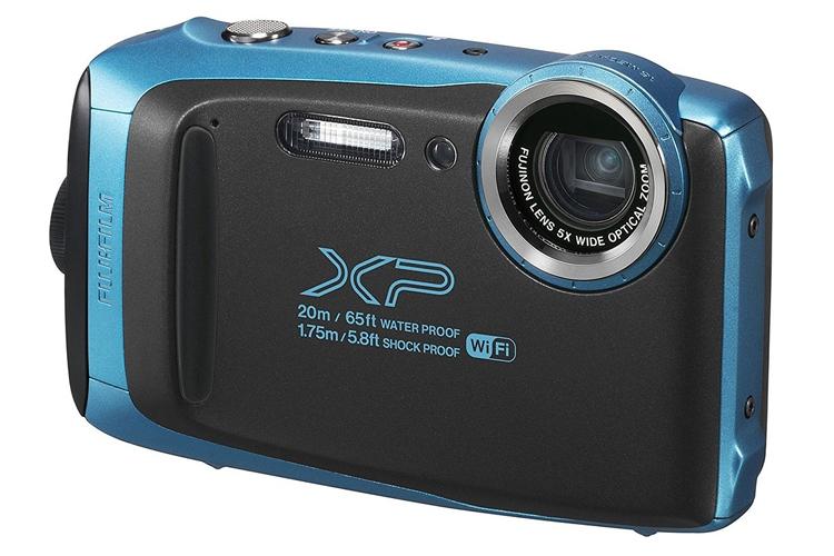 """Fujifilm FinePix XP130: компактный фотоаппарат в защищённом исполнении"""""""