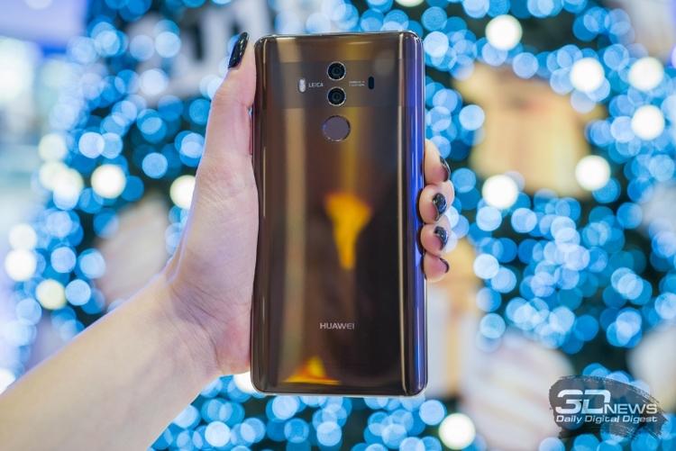 Самсунг желает встроить камеру прямо в дисплей телефона