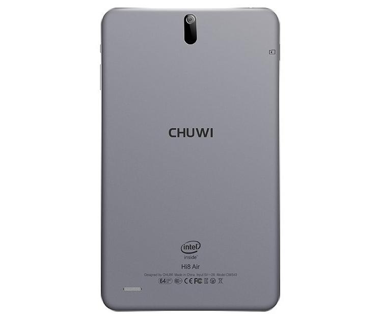 """Планшет Chuwi Hi8 Air предлагает выбор между Windows 10 и Android"""""""