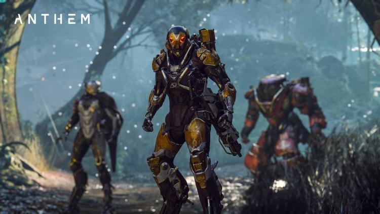 """Слухи: разработка Anthem затянется, так как EA хочет получить от BioWare громкий хит"""""""
