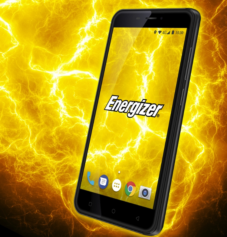 Смартфон Energizer Power Max P550S