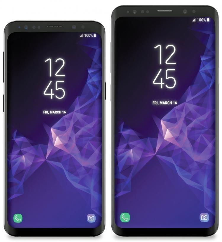 Смартфоны Samsung Galaxy S9