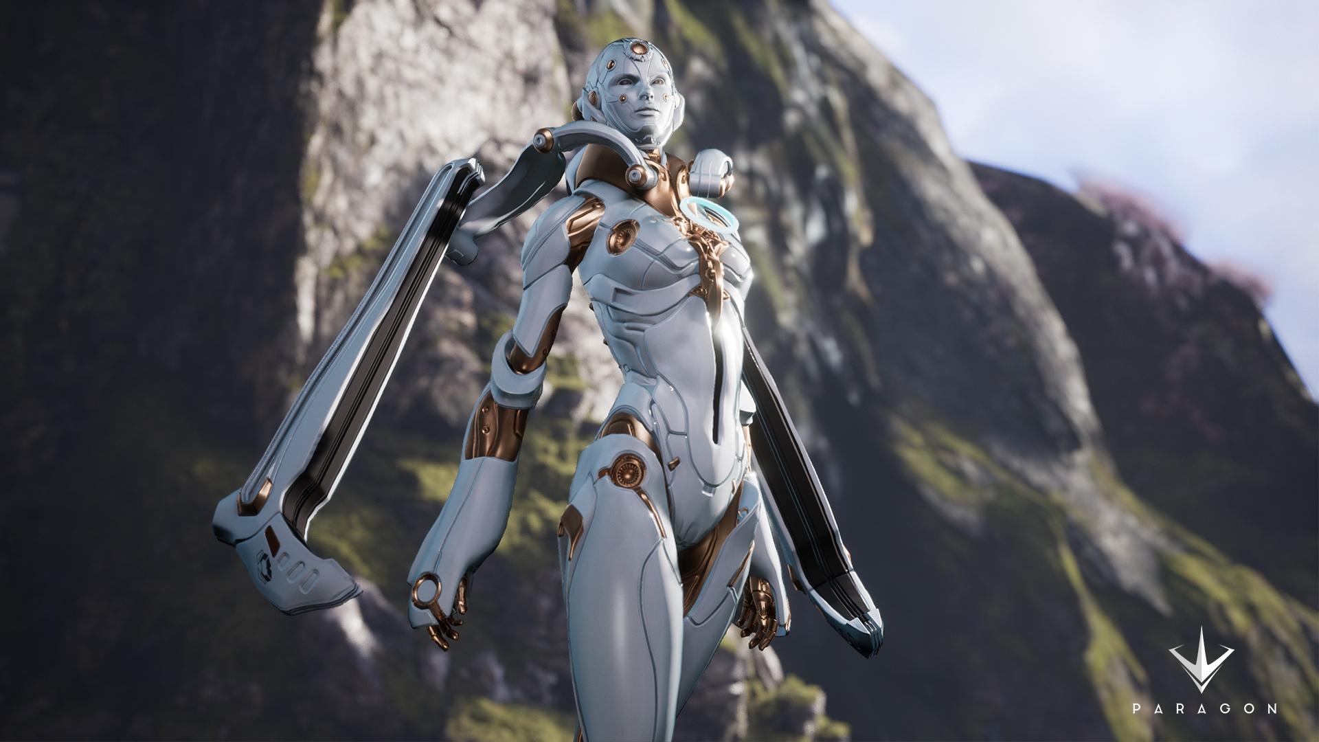 Студия Epic Games останавливает работу серверов Paragon вапреле