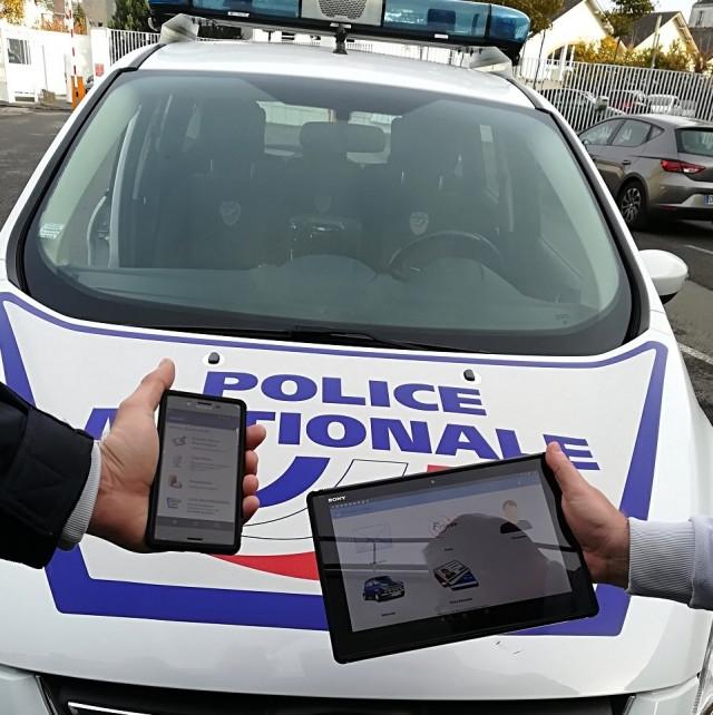 """Французская полиция получит для работы планшеты и смартфоны Sony Xperia"""""""