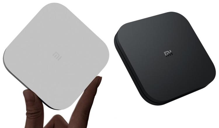 "Xiaomi Mi Box 4 и Mi Box 4c: ТВ-приставки с поддержкой 4K HDR"""