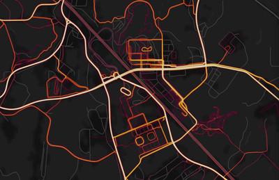 Strava  Google Maps