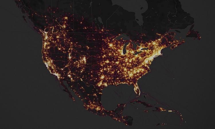 Соцсеть для спортсменов раскрыла координаты военных баз США вмире