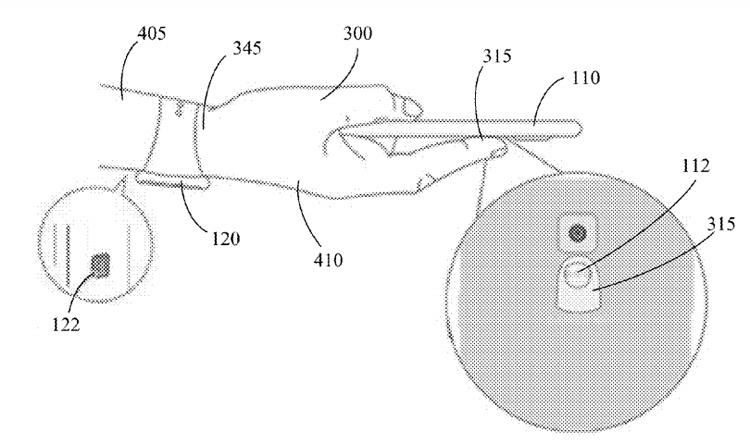 Samsung предлагает идентифицировать пользователей смартфонов по кровотоку