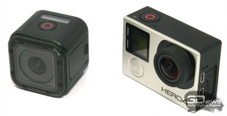 Китайским брендам удалось обойти Сони иGoPro пообъемам продаж экшн-камер