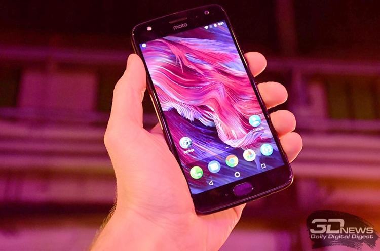 moto1 - Смартфон Moto X4 предстал в версии с 6 Гбайт ОЗУ
