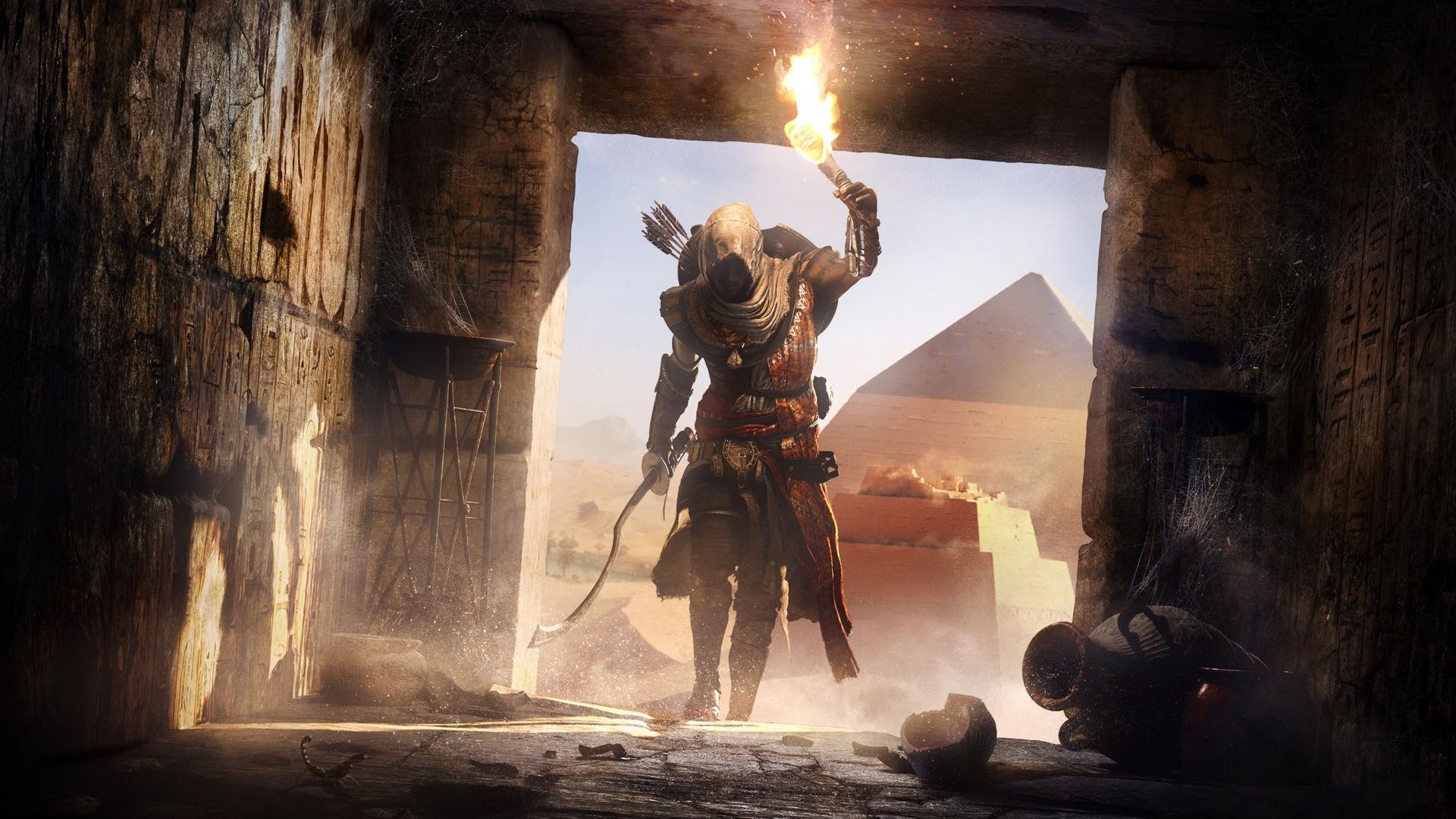 ВAssassin's Creed введут режим «Новая игра+»