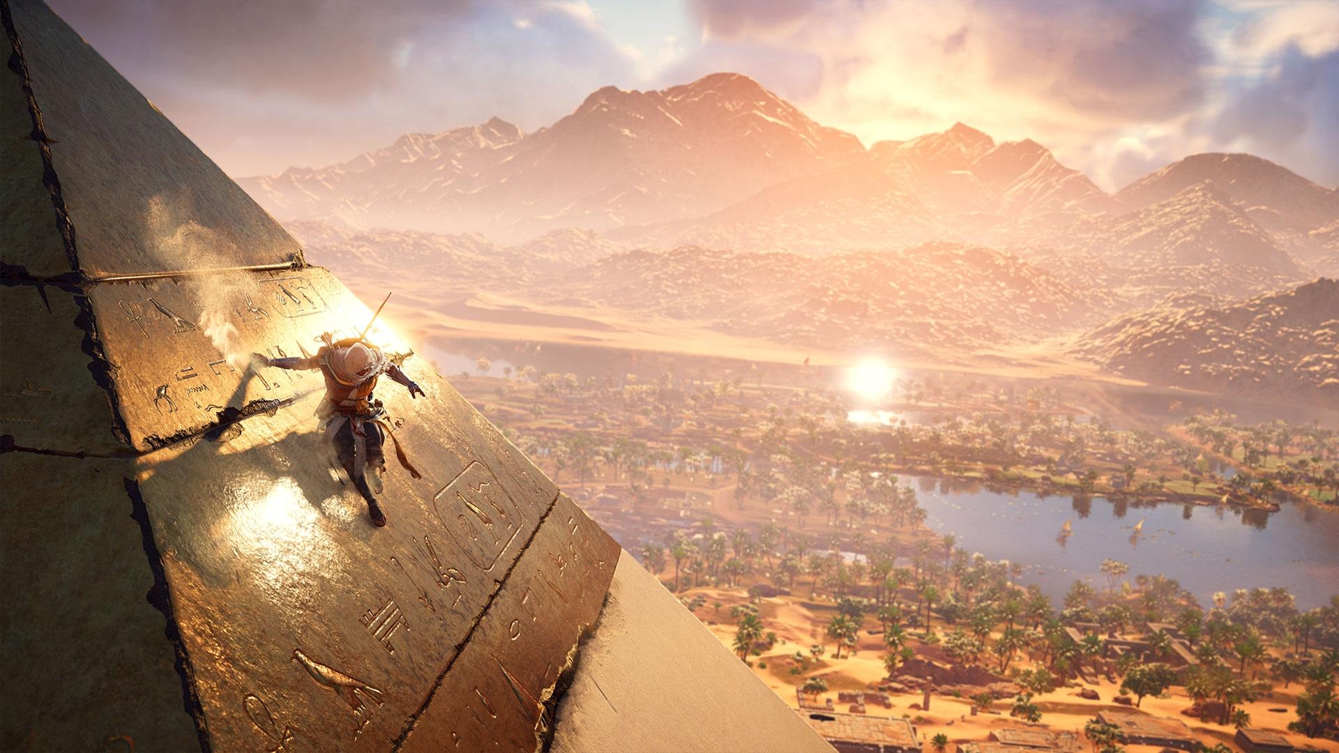 Вначале весны Assassin's Creed получит улучшенный игровой режим