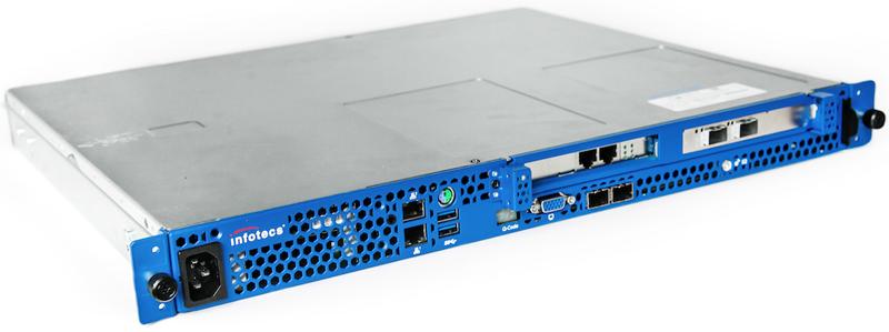 Программно-аппаратный шлюз безопасности ViPNet Coordinator HW5000