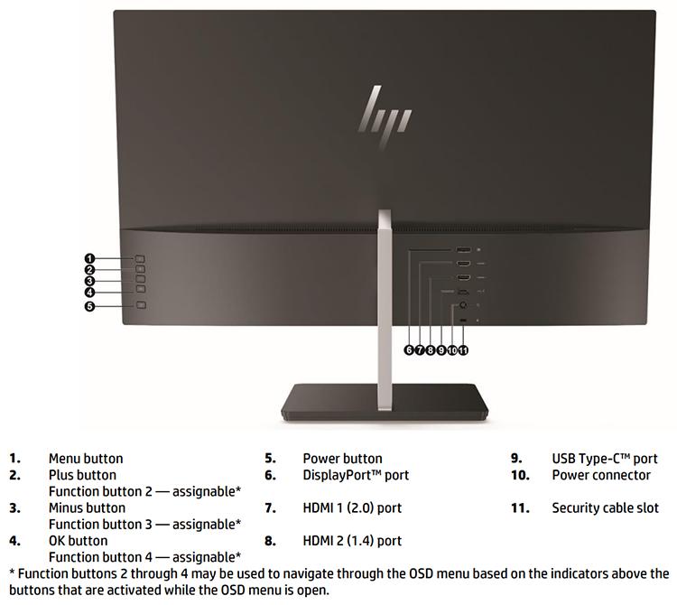 """HP EliteDisplay S270n: в стремлении угодить всем"""""""