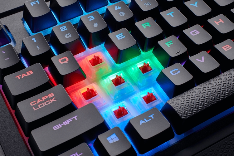 """Corsair K68 RGB: механическая клавиатура с влагозащитой"""""""
