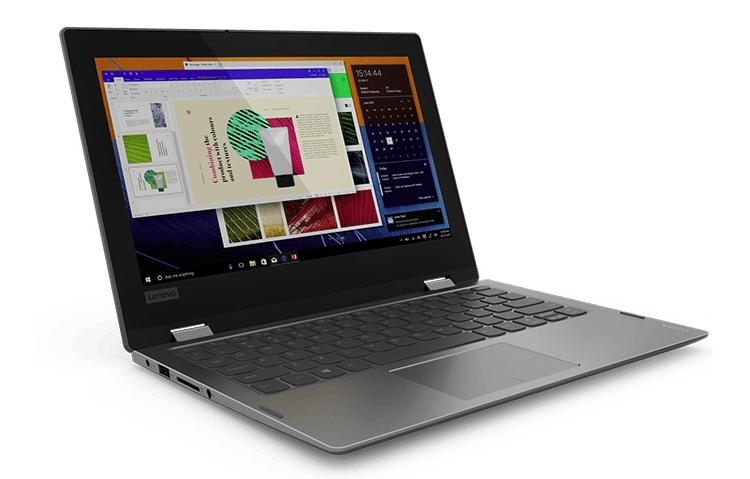 Lenovo готовится выпустить бюджетный ноутбук-трансформер Yoga 330