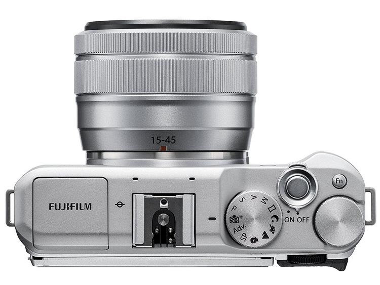 """Fujifilm X-A5: беззеркальный фотоаппарат с поддержкой 4К-видеозаписи"""""""