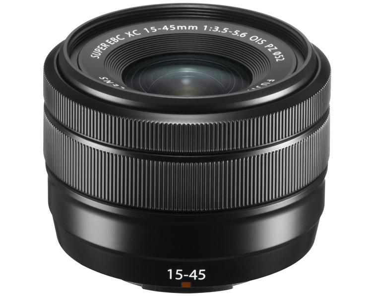 "Fujifilm представила зум-объектив Fujinon XC15-45mmF3.5-5.6 OIS PZ"""