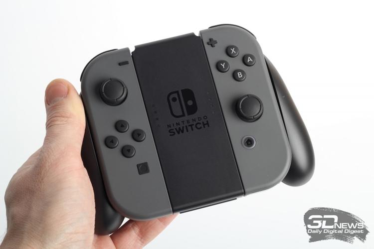 """Nintendo продала уже почти 15 млн консолей Switch"""""""