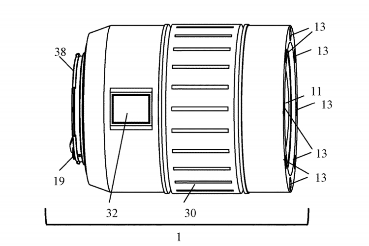"""Canon предлагает встраивать дактилоскопические сканеры в фотокамеры и объективы"""""""