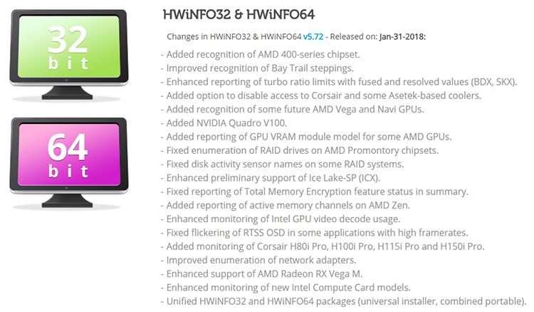 201 3 - Разработчик HWiNFO «проговорился» о будущих процессорах Intel и AMD