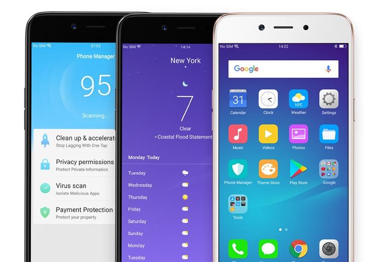 Смартфон Oppo A71 (2018)