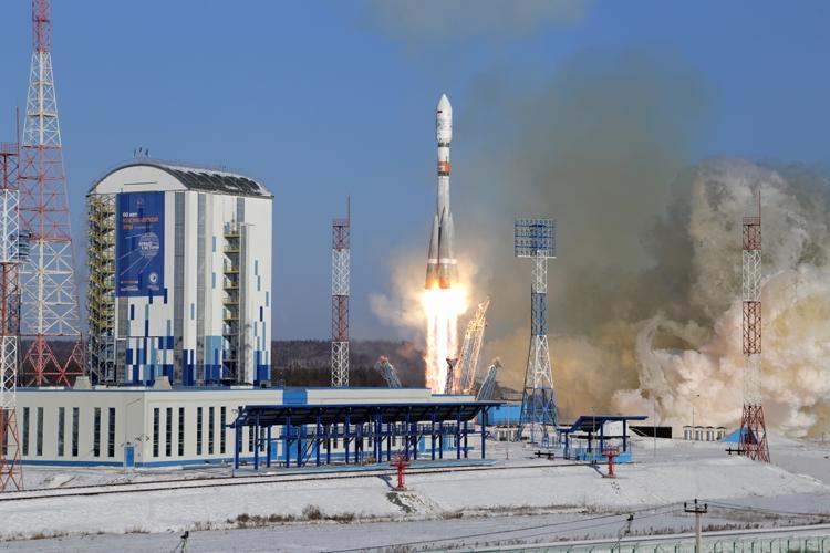 Фотографии Роскосмоса