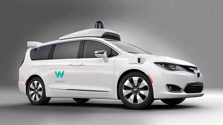 """У Waymo отмечено наименьшее число вмешательств человека в управление робомобилей при тестировании"""""""