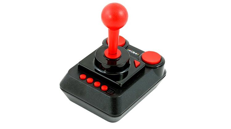 Мини-версия легендарного ПК Commodore 64 поступит в  продажу в конце марта