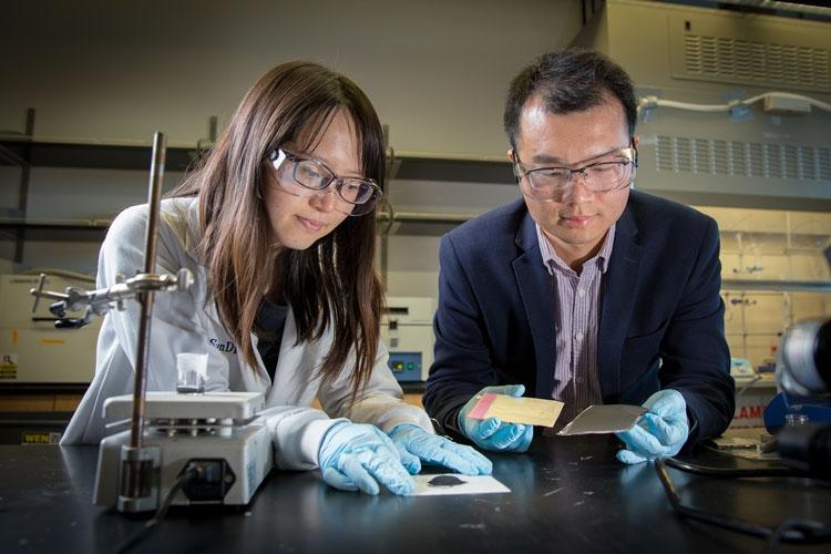 Лабораторные опыты подтвердили полное восстанлвление катода (University of California San Diego)