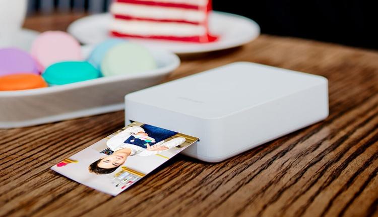 """Xiaomi выпустила мобильный принтер XPRINT Pocket AR Photo"""""""
